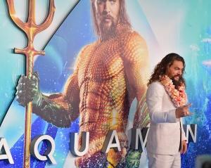 Aquaman premiere in Sydney