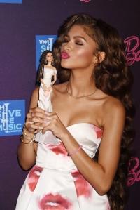 Barbie Rock N' Royals concert - Zendaya Coleman