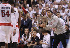 Brooklyn Nets v Toronto Raptors - Game Two