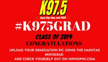K 975 Graduation Wall