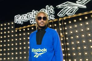 Future x Reebok In Moscow