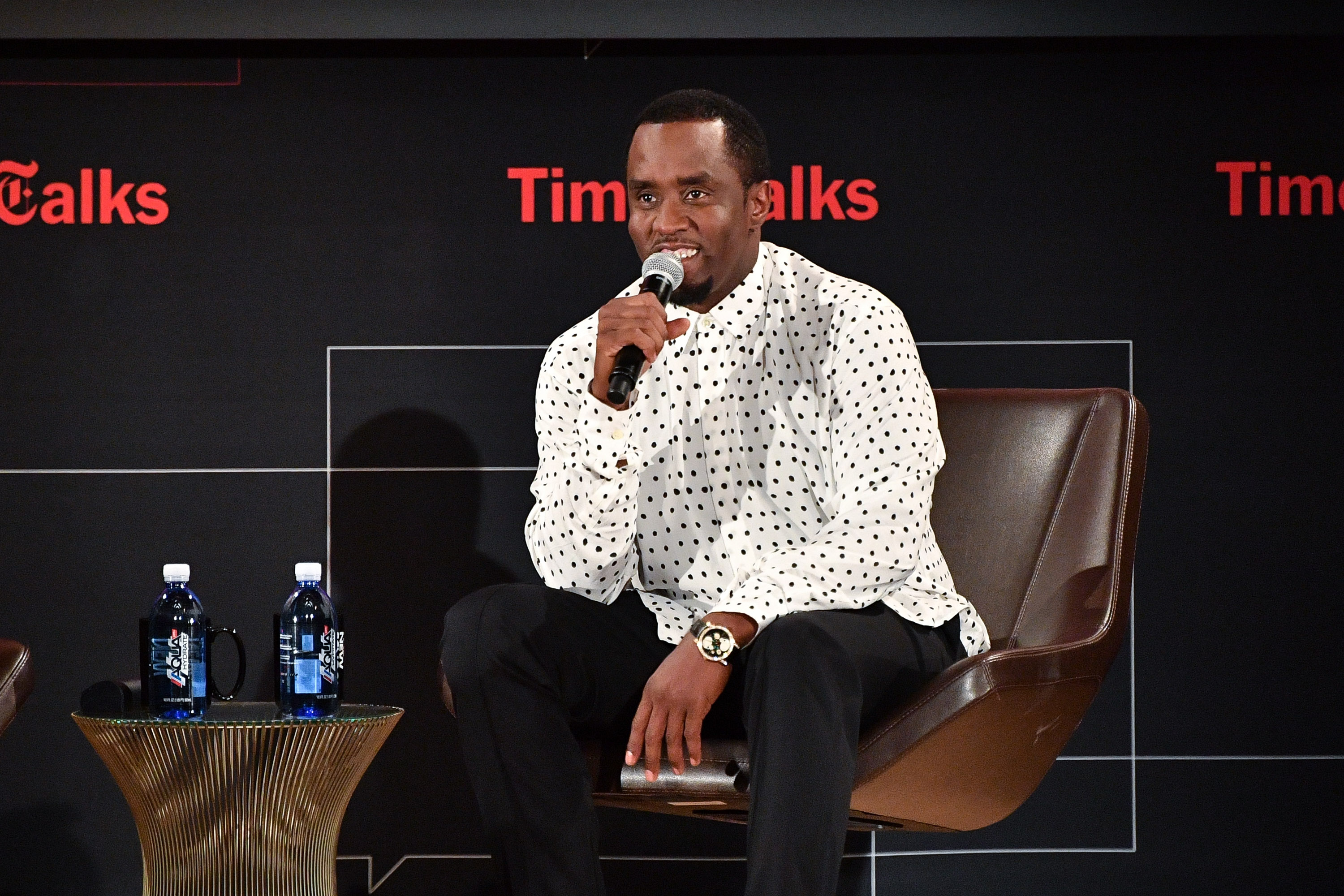 TimesTalks Presents: An Evening With Sean 'Diddy' Combs