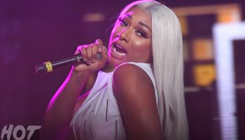 Megan Thee Stallion Birthday Bash ATL 2019