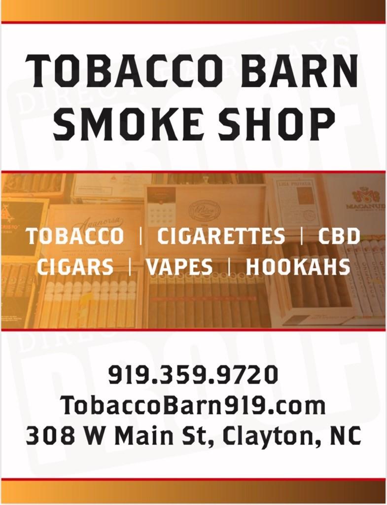 Tobacco Barn Smoke Shop