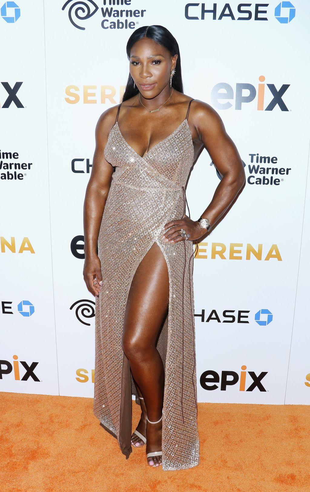 The Premiere Of EPIX Original Documentary 'Serena' - Arrivals