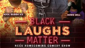 NCCU HC Black Laughs Matter