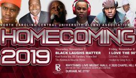 NCCU Homecoming Alumni Association