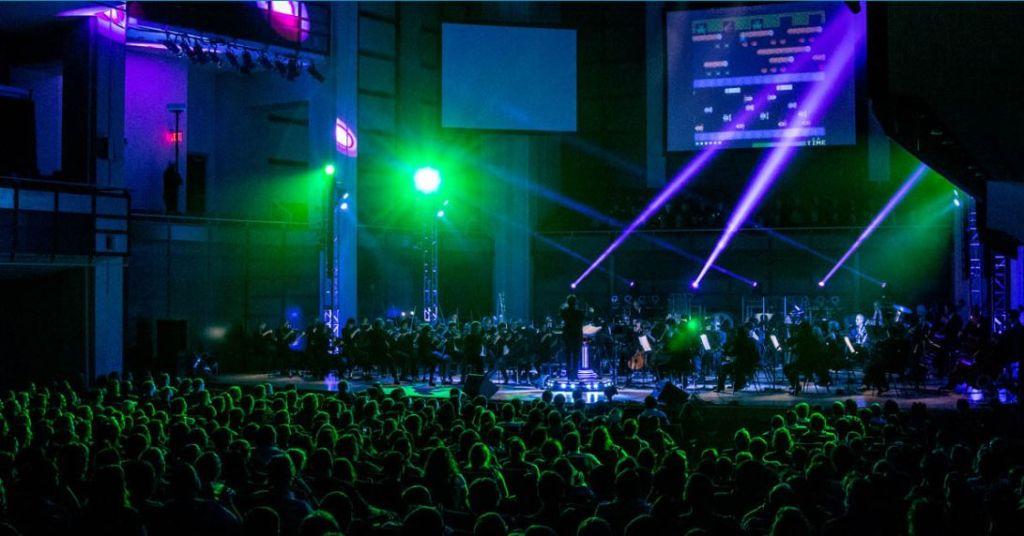 Video Games Night at NC Symphony