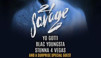 21 Savage Concert