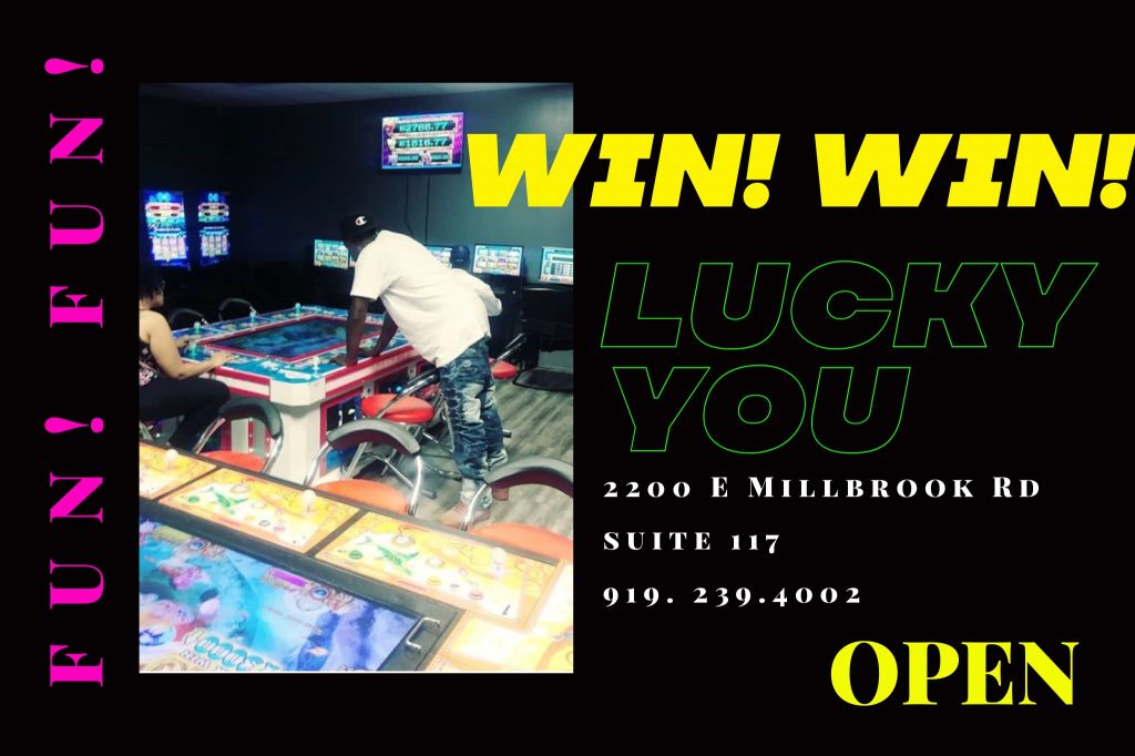 Lucky You Grand Opening