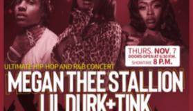 Megan Thee Stallion, Lil Durk + Tink