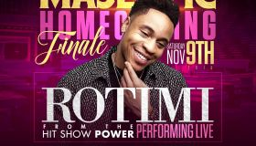 Majestic Homecoming featuring Rotimi