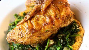 Cajun Roasted Chicken