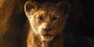 Simba in Lion King teaser