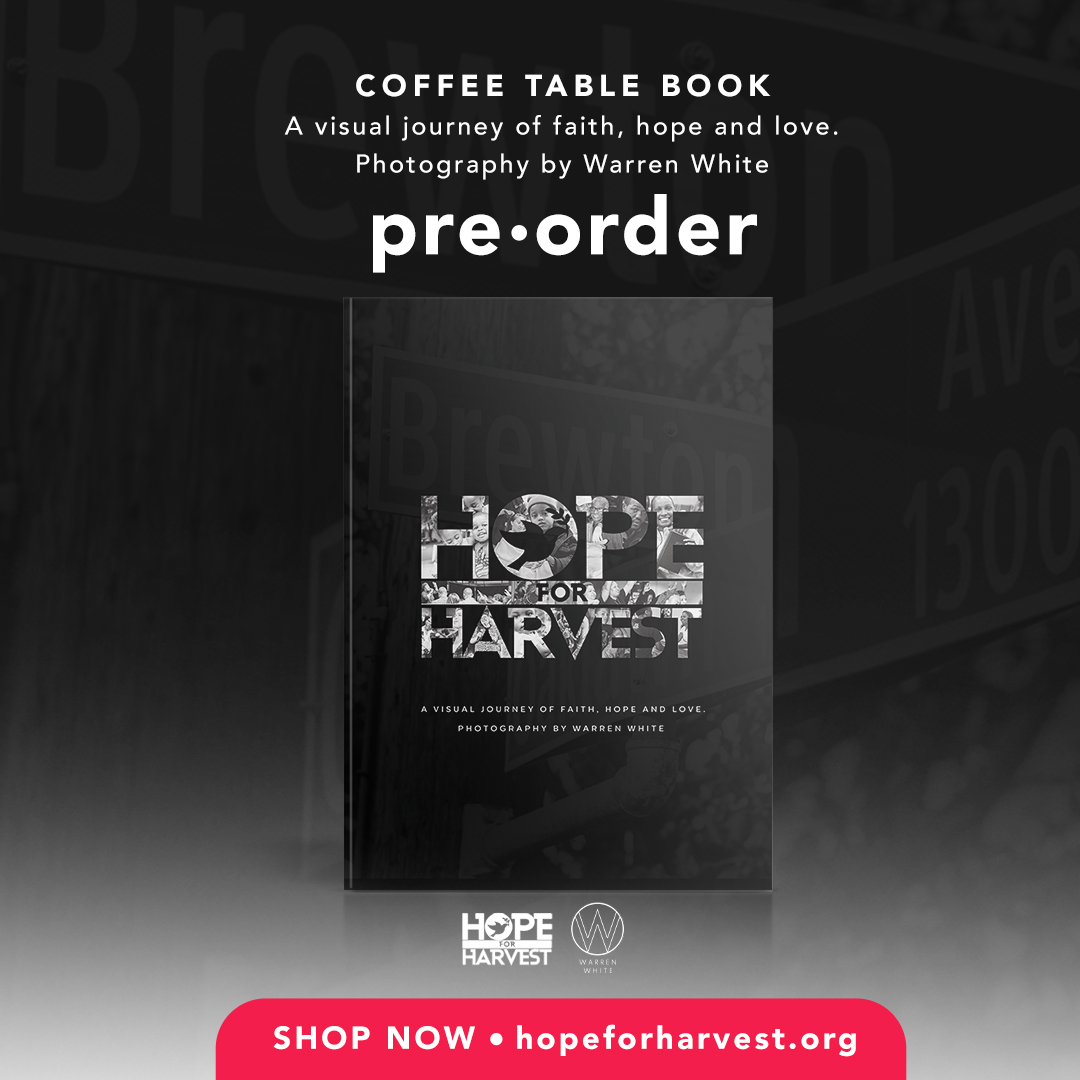hope for harvest logos