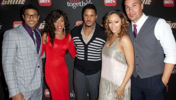 Network Premiere Event For BET's 'The Game' And 'Let's Stay Together'