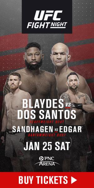 UFC Fight Night Raleigh