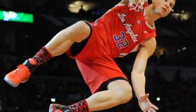 Blake Griffin from the L.A. Clippers sla