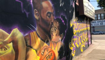 Majic Shows Love To Kobe Bryant
