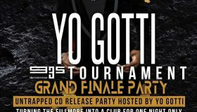 Yo Gotti at CIAA Party