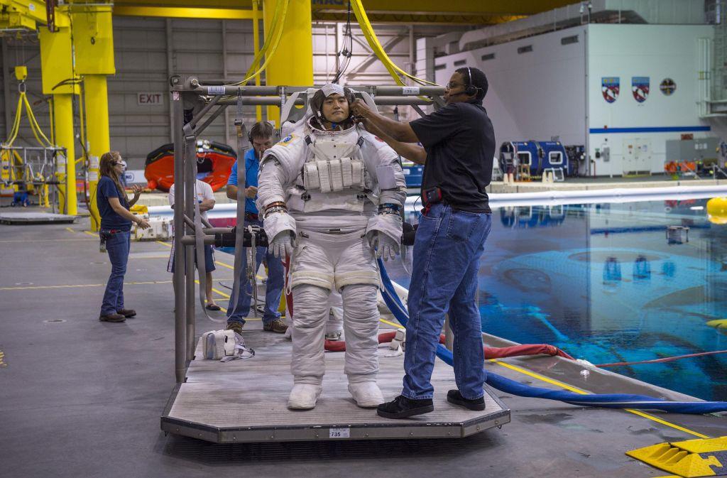 NASA Johnson Space Center