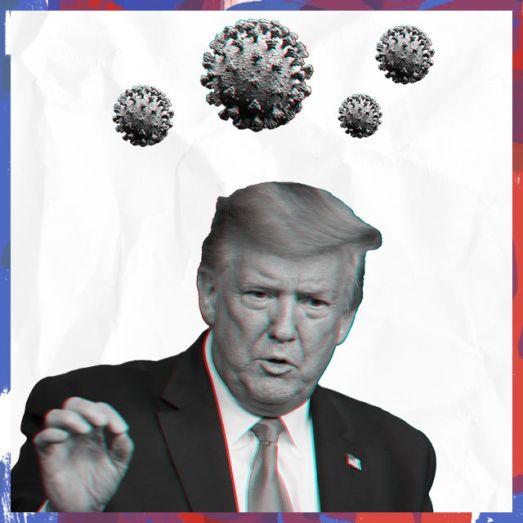 Trump, COVID-19, #TheBlackBallot