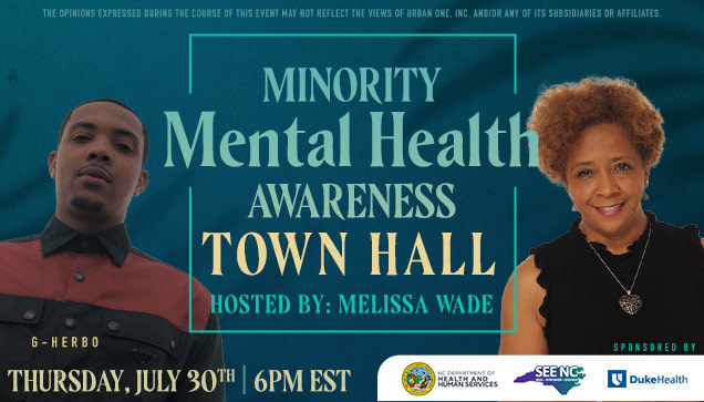 Minority Mental Health Awareness