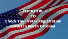 VOTER REGISTRATION NC